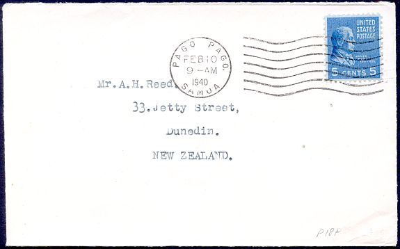 a penalty letter that went by messenger service to denmark it required postage if it were to enter the mails at any point and since it was sent outside